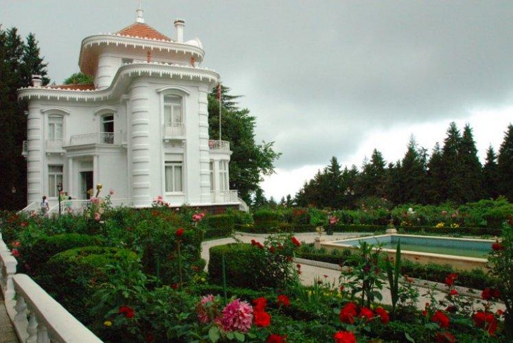 قصر اتاتورك في طرابزون