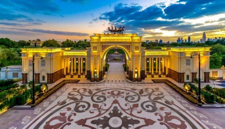 قصر الملك محمد بن راشد