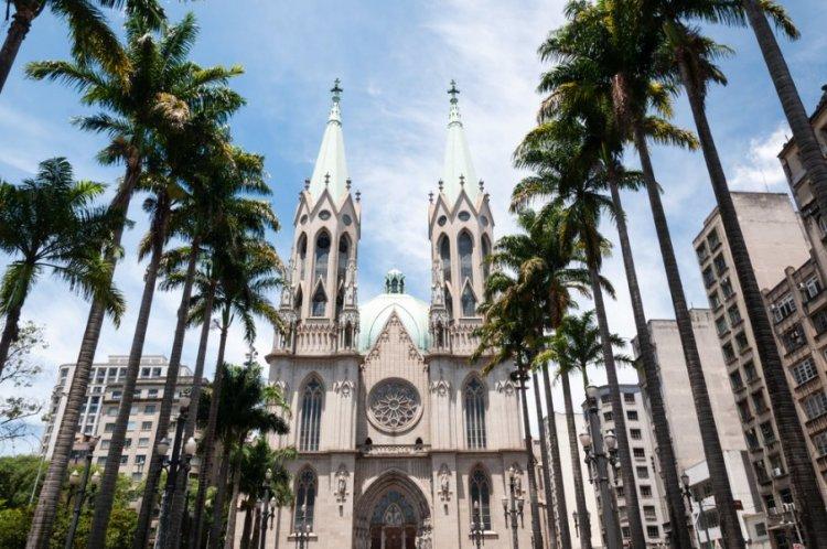 كاتدرائية ساو باولو المركزية