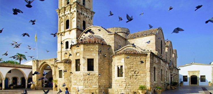 كنيسة أجيوس لازاروس