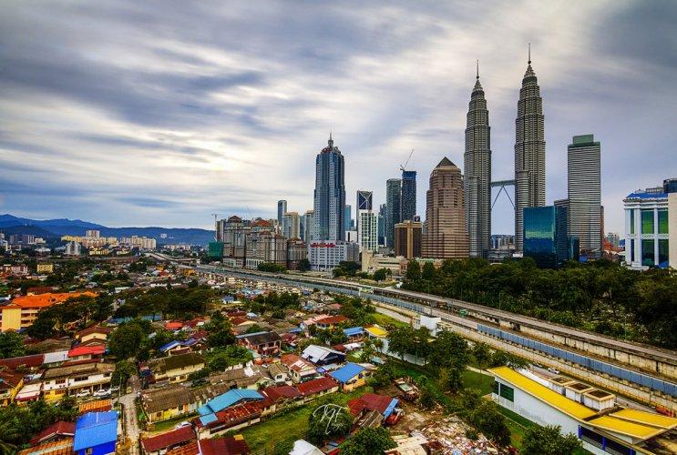 كوالالمبور فى ماليزيا