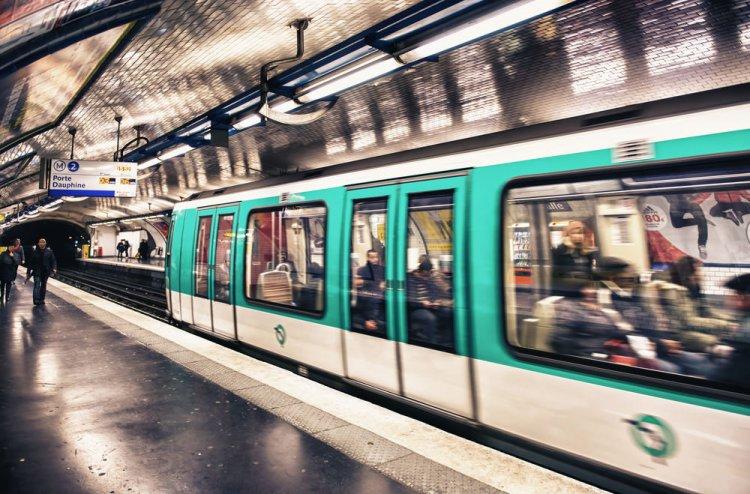 مترو في فرنسا