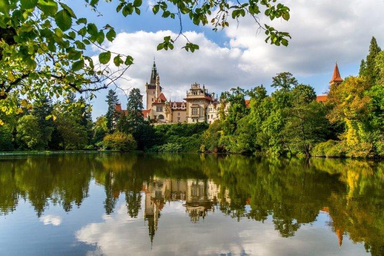 اماكن سياحية في التشيك