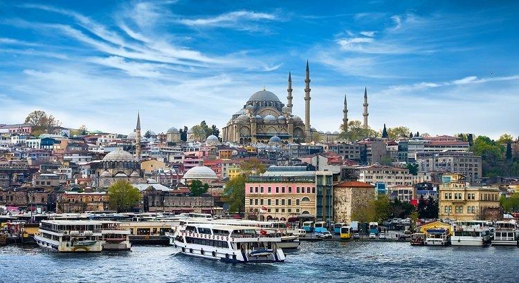 مدينة تركيا الساحرة