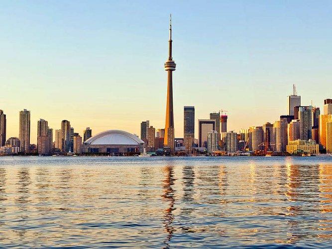 مدينة تورنتو الساحره