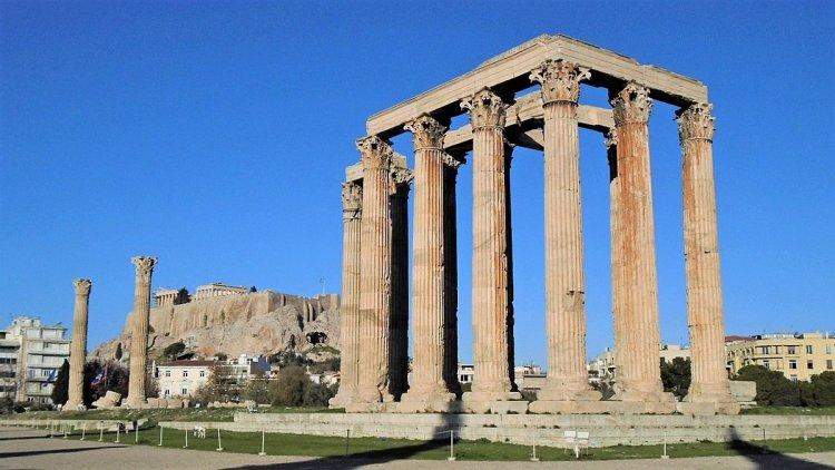 معبد زيوس الأوليمبي