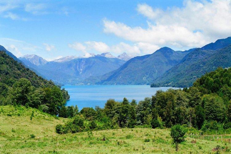 الطبيعة الخلابة في تشيلي