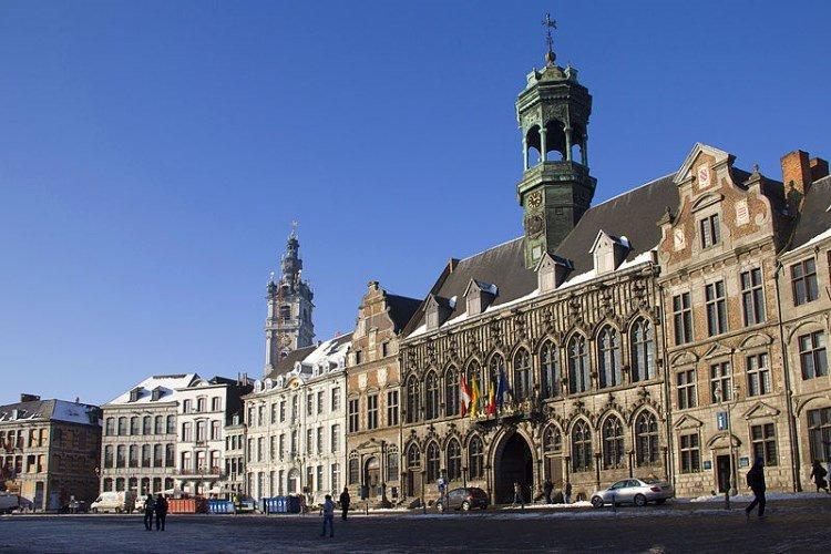 مونس في بلجيكا