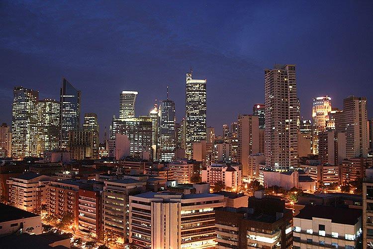 مانيلا عاصمة الفلبين