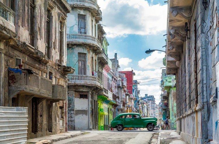 هافانا القديمة