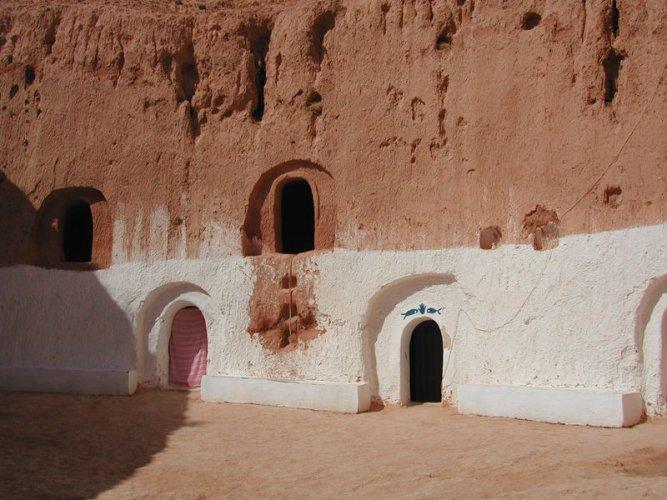 مدينة مطماطة أو هوليود تونس