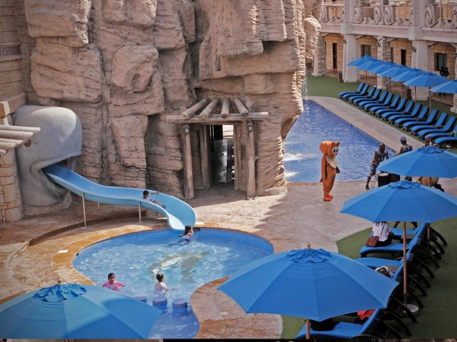 حديقة الإمارات للحيوانات بابوظبي
