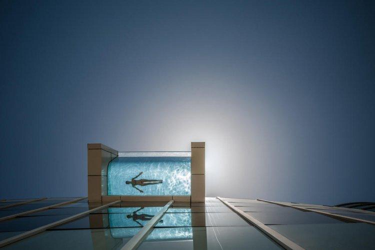 intercontinental residence – دبي