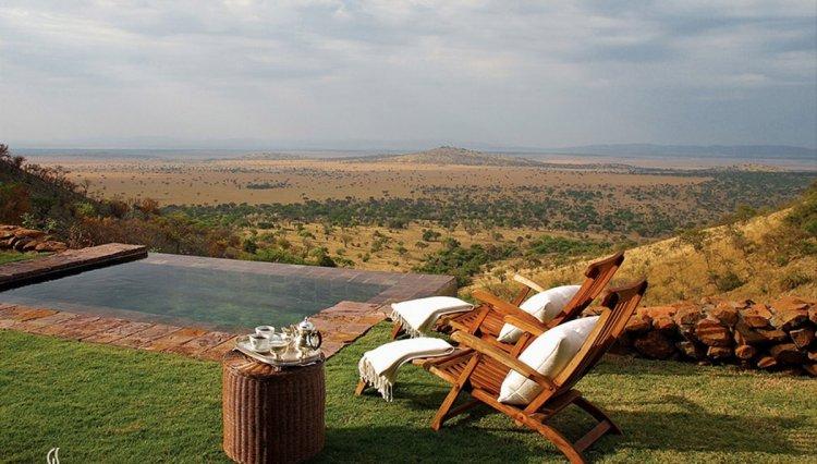 singita sasakwa lodge – تنزانيا