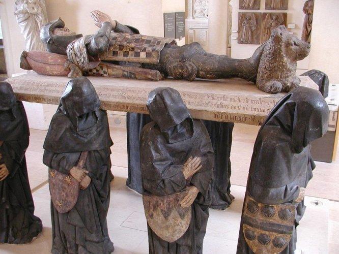 التوابيت وشواهد القبور البيزنطية