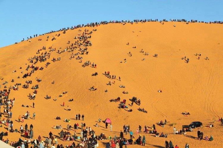 السياحة في مدينة تاغيت بالجزائر