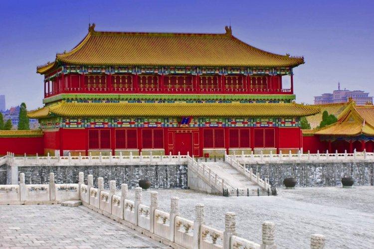 المدينة المحرمة في بكين