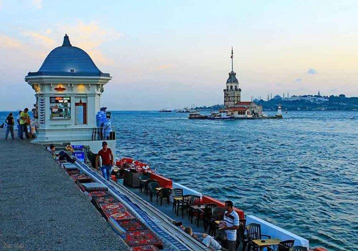 طبيعة تركيا الساحرة