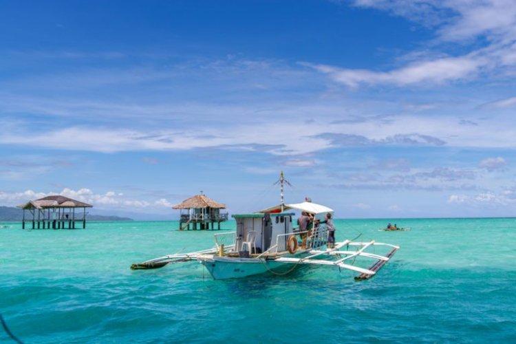 جزر الفلبين الساحرة