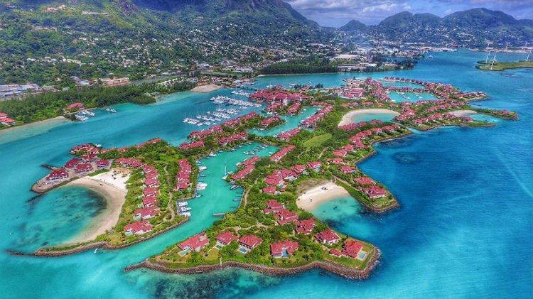 جزر سيشيل الجذابة