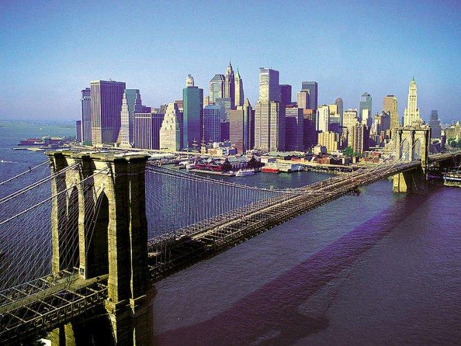 سحر مدينة نيويورك