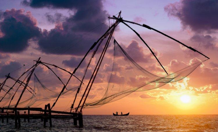 شباك الصيد فى فورت كوتشي
