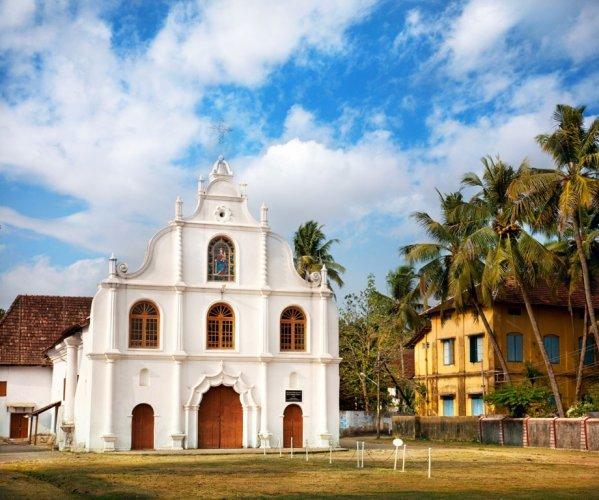 كنيسة القديس فرانسيس