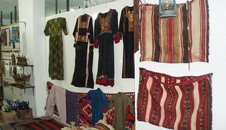 معروضات متحف ابو رائد