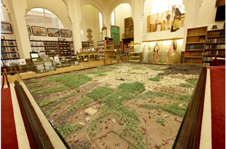 معروضات متحف دار المدينة