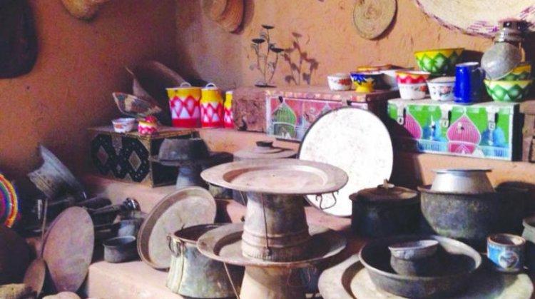 مقتنيات متحف خيبر