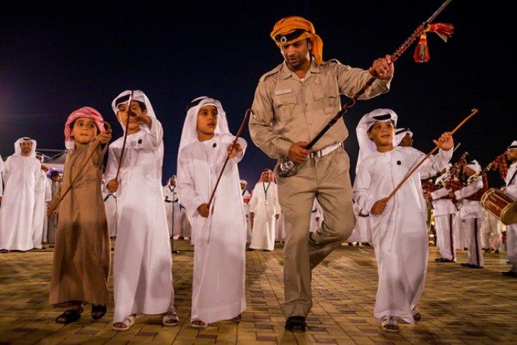 مهرجان العائلة في الامارات