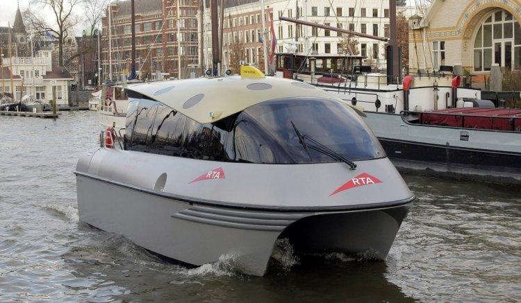 الحافلة المائية مارينا