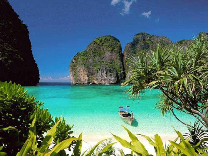 جزيرة ساو تومي الساحرة