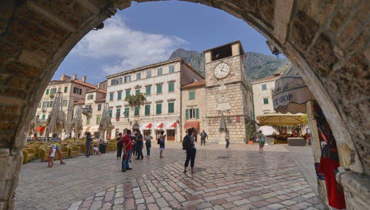 ساحة المدينة الرئيسية