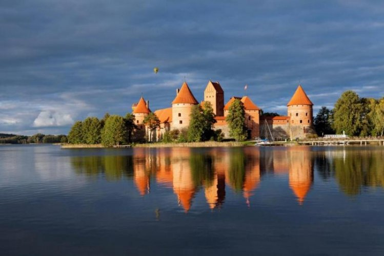 طبيعة ليتوانيا الساحرة