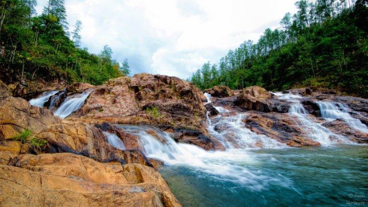 محمية الغابات الجبلية بين ريدج