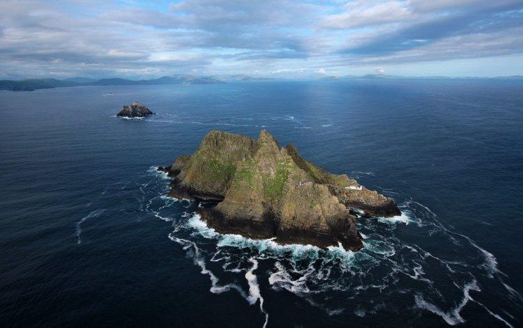 المياه الرائعة في إيرلندا