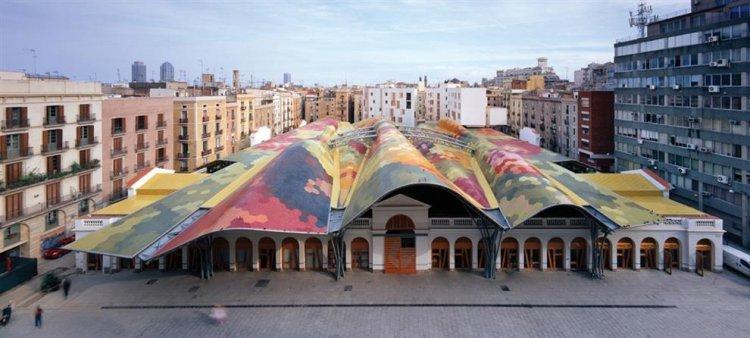 أفضل أماكن التسوق في برشلونة