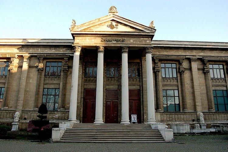 متحف الآثار القديمة في إسطنبول