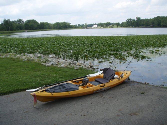 جولة في بحيرات ولاية أوهايو الأمريكية