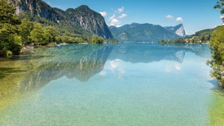 بحيرة موندسي في النمسا