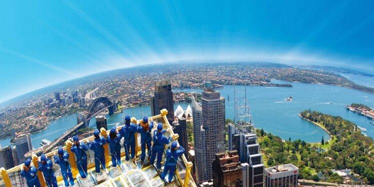 برج سيدني في إستراليا