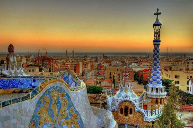 برشلونة الجميلة