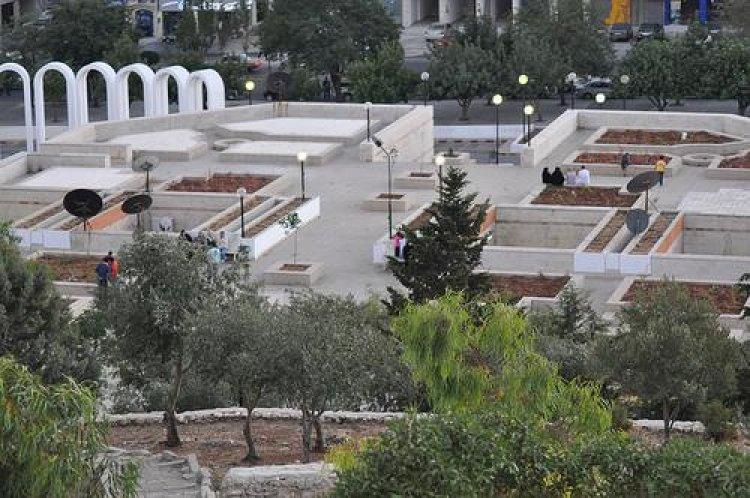 حديقة الملك عبدالله الثاني