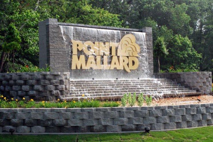 حديقة Point Mallard في ولاية ألاباما الأمريكية