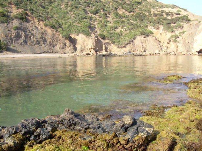 شاطئ الوردانية في تلمسان