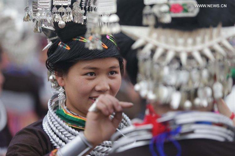 مهرجان قومية ياو الصينية