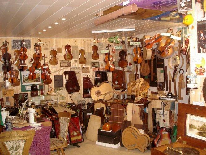 متحف الآلات الموسيقية