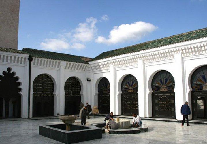 مسجد تلمسان الكبير في تلمسان