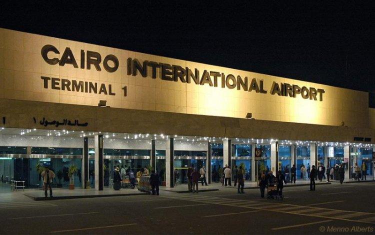 مطار القاهرة الدولي أرشيفية